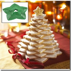 3d cookie cutter tree