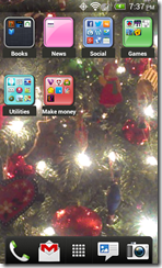 iphone folder screenshot