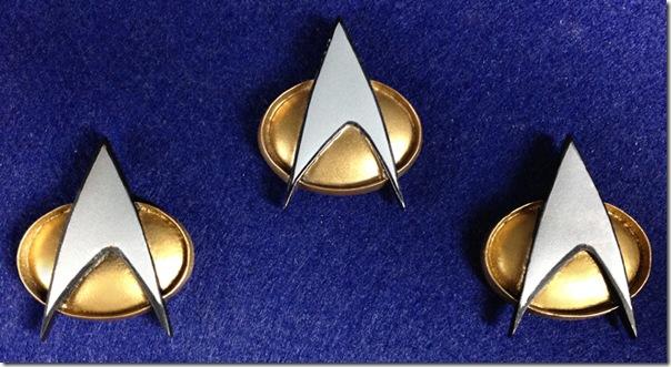 tng comm badges