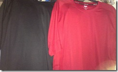 2 everlast shirts