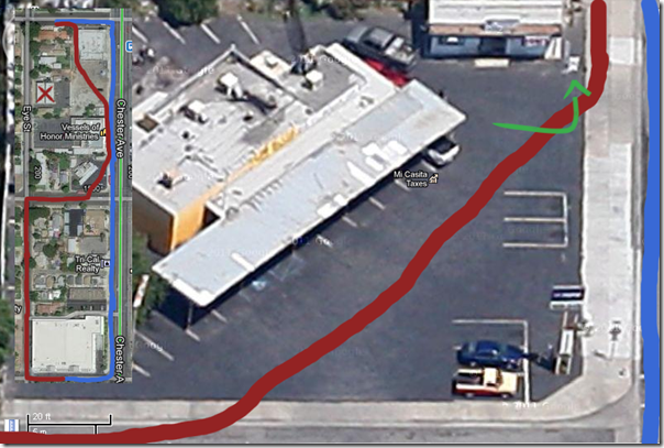 map to store accident