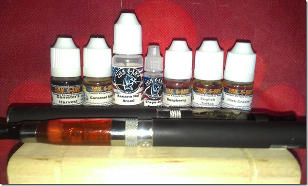 ecigarettes and eliquid