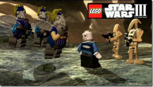 lego star wars III screenshot