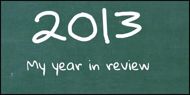 my year in chalkboard