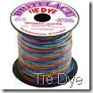 clear tie dye