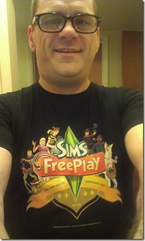 sims freeplay shirt
