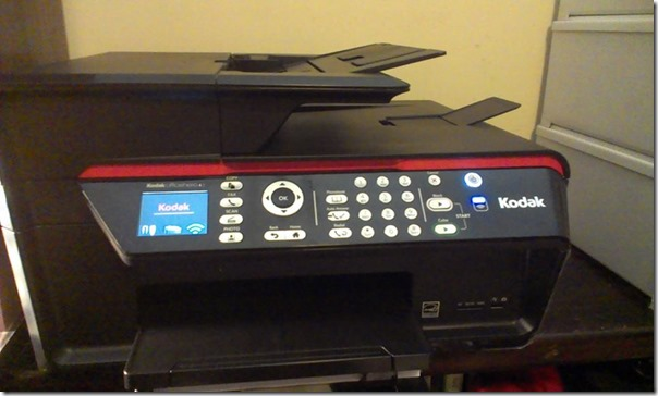 kodak hero 6.1 AiO printer