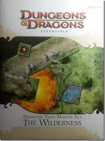 D&D The Wilderness Tiles