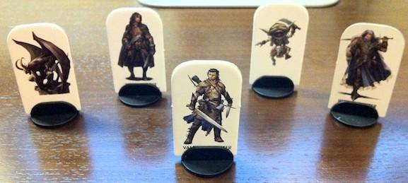 pathfinder beginner box minis