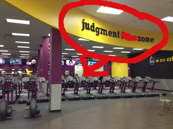 Weight Loss at Planet Fitness – Xanapus` Lair