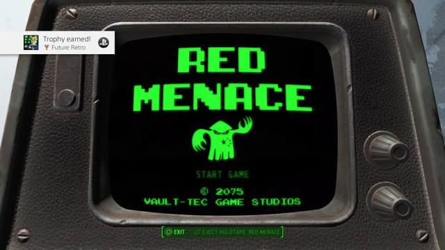 Fallout 4 Red Menace