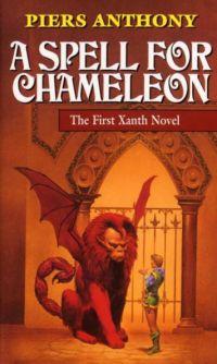 Day 2 A Spell for Chameleon